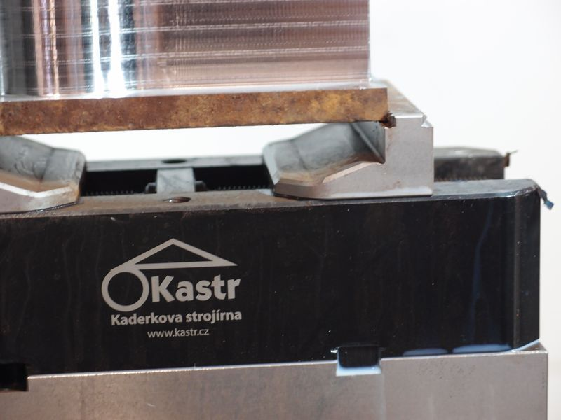 Unlimited possibilities with clamp devices KASTR CU-T 77